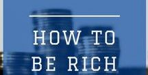 Financial Tips and Tricks / Learn how to manage your finances and become financially literate!