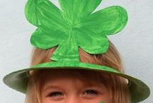 St. Patrick's Day Crafts / It's the Luck of the Irish that led you to this board full of St. Patrick's Day crafts and learning activities perfect for kids everywhere! #StPatricksDay #StPatricksDayCrafts