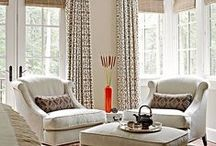 Window Treatment Ideas / window treatment ideas