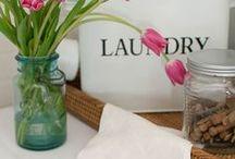 Laundry Room Ideas / Laundry room ideas for decor and organization