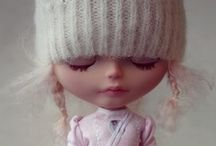 Blythe / I love these dolls ....and the photography art we can create with them / by Carla Baldassari