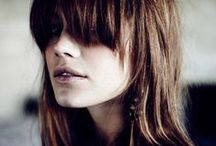 Bangin' / Enviable hair styles featuring bangs or a fringe!