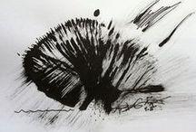 ART. Black and White / Black white images. #drawings #paintings #art #regiaart #vids