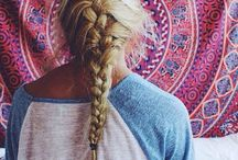 {hair & beauty} / by Brynlie Crabtree