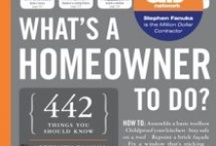 Tips for Home Owners / This is a collection of tips and articles directly from Inman News for home owners. / by Inman - Real Estate News