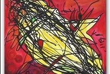 ART. Red Paintings / Paintings. regiaart@gmail.com