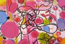 ART. Spots paintings. / RegiaArt paintings.