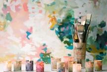 fun with paint / by Sarah Sorensen
