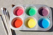 Crafty Ideas!  / by Kimberly Silva