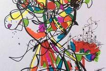 Contemporary Art / R. Marinho Artworks. regiaart@gmail.com