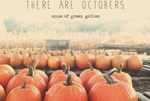 Lets's FALL together / all hallows eve + season of thanks
