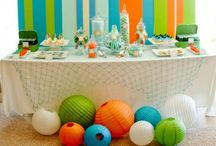 Party ideas / by Jenn Mapes Grey