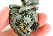 Steampunk Art / Steampunk!!  Victorian!  Industrial!  Nautical! Historic! Gears parts! Balloons! I love all things Steampunk!