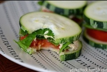 Delicious AND Nutritious / Recipes I found that look yummy AND healthy!!!  #thebestofbothworlds / by Callie Lowler