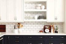 home -- kitchen / by Stephanie Ward