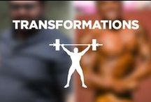 Transformations / We're all #OnaQuest to be our very best.