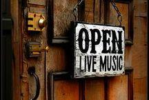 Music Oh Dear Music / by Carla Baldassari