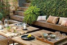 Sweet Gardens and Outdoors / by Carla Baldassari