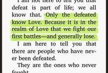 Love Quotes / by Carla Baldassari