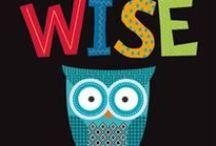 Owl theme ideas  / by Melani Rodriguez