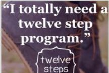TWELVE STEPS by Veronica Bartles / Inspirations for my debut novel, TWELVE STEPS, coming 25 March 2014 from Swoon Romance