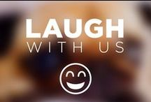 Laugh With Us / Represent your love for Quest with some laughter!