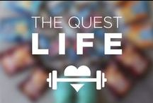 The Quest Life / Our community showing us how to live the Quest life! / by Quest Nutrition