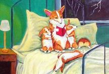 Corgi Love / by Nancy Gallegos