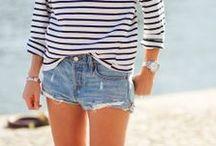 style // stripes / by Stephanie Ward
