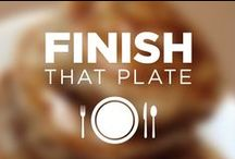 Finish That Plate / A salad, side dish or main course for any appetite, mood or preference. / by Quest Nutrition