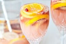 Creative Cocktail Inspiration / Delightful mixed drinks that inspire us.