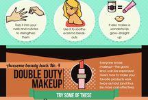 Beauty Tips / by Carla Baldassari