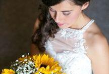 My Wedding / Snap Shots of my beautiful wedding day sunflower theme wedding