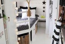 ideas para pequeñas habitaciones