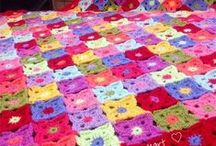 crochet ~ blankets / cosy comfort for your home / by The Patchwork Heart
