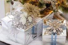 Gift Wrapping / Find creative gift-wrap ideas for Christmas, holidays, birthdays and more. / by Michaels Stores