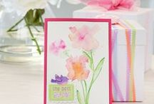 Handmade and Custom Cards / Handmade and custom card ideas for all occasions. / by Michaels Stores
