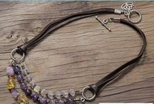 Jewelry DIY / Find the inspiration to style your own one-of-a-kind jewelry designs. / by Michaels Stores