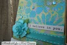Mixed Media & Journals / Mix things up with these alternative DIY ideas for creativity. / by Michaels Stores