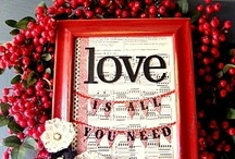 ♡'s Day/ All Things Love / by Ashley Bruny