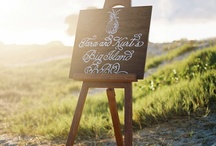 Wedding Banners and Signs / by Yehudit Steinberg M.Ed.