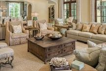 Interior inspirations / Decor or home ideas.. I like to decorate with class and style while keeping it cozy and home:).  Elegant decor.  Interior decorating.  Architecture ideas.  Love a house made into a home / by Crystal Fuller