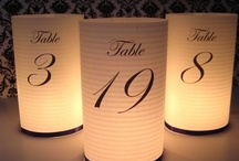 candle - props- tables / by Yehudit Steinberg M.Ed.