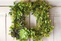 Wreaths / Welcome guest into your home with handcrafted style. / by Michaels Stores