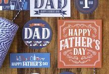 Fathers Day / Get crafty for Dad! Find fun and easy DIY ideas for Father's Day. / by Michaels Stores