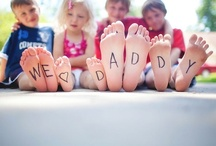 Father's Day/Daddy Gifts / by Ashley Bruny