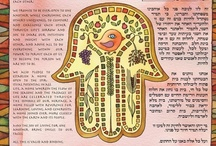 September 1 Ketubah / by Yehudit Steinberg M.Ed.