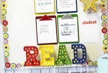 Classroom Ideas / Welcome the kids back with these creative ideas for your classroom. / by Michaels Stores
