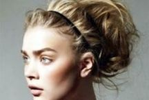 Hairstyles / by Donna Kim