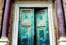 Magic doors and windows... / by Olissima Gallery